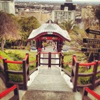 Photo taken at Yamashiro Hollywood by Anthony S. on 8/23/2012