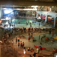 Photo taken at Great Wolf Lodge by Cooter B. on 12/29/2010