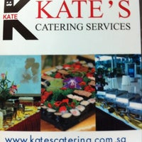 Photo taken at Kates Catering Services by Daniel N. on 9/25/2011