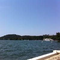 Photo taken at 松島湾遊覧船乗り場 by Bay_Blue on 6/9/2011