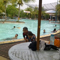 Photo taken at Kolam Renang by Cahyono A. on 11/20/2011