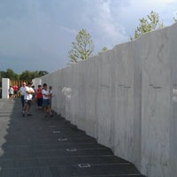 Photo taken at Flight 93 National Memorial by Manny O. on 7/15/2012