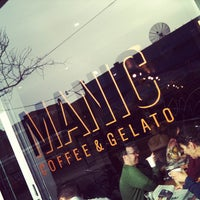 Photo taken at Manic Coffee by ParisienneaMontreal on 12/3/2011
