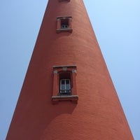 Photo taken at Ponce Inlet Lighthouse by Carey M. on 4/11/2012
