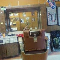 Photo taken at Clifton Barber Shop by Ray F. on 7/20/2012