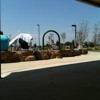 Photo taken at Splash Pad by Kay A. on 7/11/2012