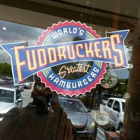 Photo taken at Fuddruckers by juice1ER on 8/17/2012