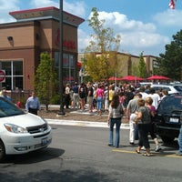 Photo taken at Chick-fil-A by Mary S. on 8/1/2012