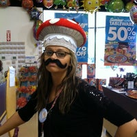 Photo taken at Party City by Jovonnie D. on 9/5/2011