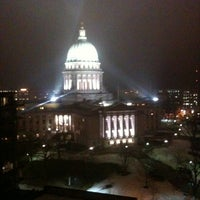 Photo taken at The Madison Concourse Hotel and Governor's Club by Jason M. on 8/17/2011