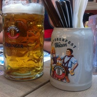 Photo taken at Oktoberfest by Cristian M. on 6/16/2012