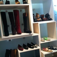 Photo taken at DVF Meatpacking by eva c. on 11/6/2011