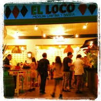 Photo taken at El Loco by Mariana on 3/29/2012