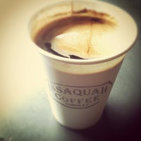 Photo taken at Issaquah Coffee Company by Nick B. on 6/18/2012