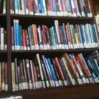 Photo taken at Boston Public Library - Jamaica Plain Branch by Charles M. on 3/7/2012