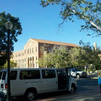 Photo taken at UCLA Arts Library by David W. on 4/1/2012
