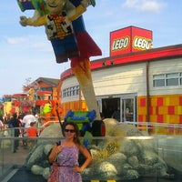 Photo taken at The LEGO Store by Rina R. on 9/2/2012