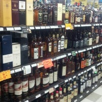 Photo taken at Richfield Liquors by Katie Sue N. on 8/22/2012