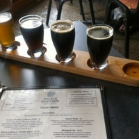 Photo taken at Double Mountain Brewery & Taproom by Erik R. on 7/1/2012