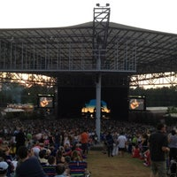 Photo taken at Verizon Wireless Amphitheatre at Encore Park by Ryan J. on 5/5/2012