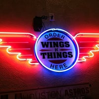 Photo taken at Wings & Things by Francisco N. on 3/6/2012