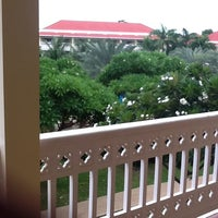 Photo taken at Dheva Mantra Resort & Spa (เทวมันตร์ทรา) by วิไล ก. on 7/24/2012