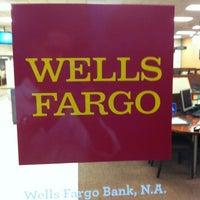 Photo taken at Wells Fargo by Berto M. on 8/24/2012
