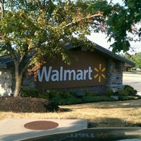 Photo taken at Walmart Supercenter by Heidi on 7/23/2012