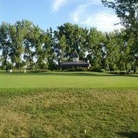 Photo taken at Club de golf La Prairie by Thien Huy N. on 7/11/2012