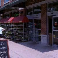 Photo taken at Lexington Co-Op by Robert P. on 6/21/2012