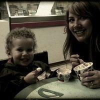 Photo taken at Baskin-Robbins by Christina K. on 2/10/2012