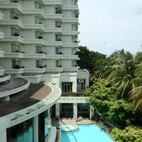 Photo taken at Grand Dorsett Labuan Hotel by Wong K. on 7/1/2012