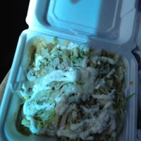Photo taken at El Charrito Taco Truck by Chris C. on 3/30/2012