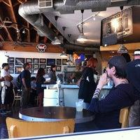 Photo taken at BrainWash Cafe & Laundromat by Paul M. on 7/5/2012