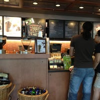 Photo taken at Starbucks by AisyahAinaa I. on 5/6/2012