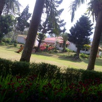 Photo taken at Evergreen Hotel & Cottage Puncak by anna z. on 9/9/2012