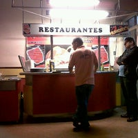 Photo taken at Hungry's Burger by Javier V. on 5/20/2012