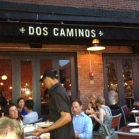 Photo taken at Dos Caminos by Lula on 8/10/2012