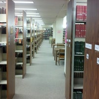 Photo taken at Warren D. Allen Music Library by John H. on 8/1/2012