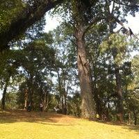 Photo taken at Parque Los Columpios by Anton i. on 5/26/2012