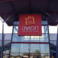 Photo taken at Avion Shopping Park by  Geork . on 9/6/2012
