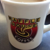 Photo taken at Waffle House by Donte F. on 6/23/2012