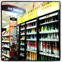 Photo taken at Michaels - CLOSED by Ayaka I. on 2/4/2012