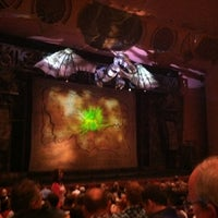 Photo taken at ASU Gammage by Ben A. on 3/11/2012
