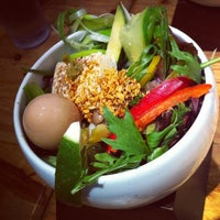 Photo taken at Totto Ramen by Bfortch F. on 5/16/2012