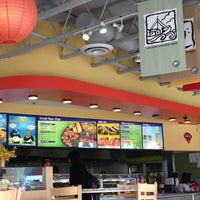 Photo taken at Panda Express by Hector P. on 3/18/2012