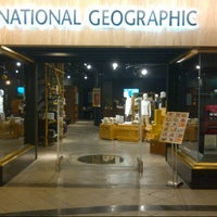 Photo taken at National Geographic Store by Wan A. on 7/23/2013