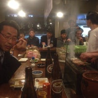 Photo taken at もつやき専門店カッパ 吉祥寺店 by 上沼 恭. on 10/29/2015