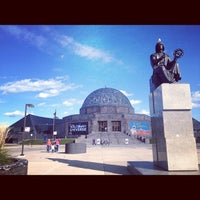 Photo taken at Adler Planetarium by pablo r. on 11/12/2012