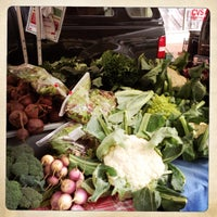 Photo taken at Penn Quarter FRESHFARM Market by Katalin E. on 10/17/2013